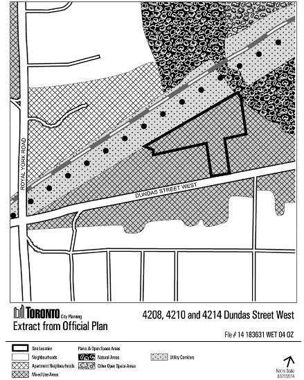 Kingsway By The River Site Plan